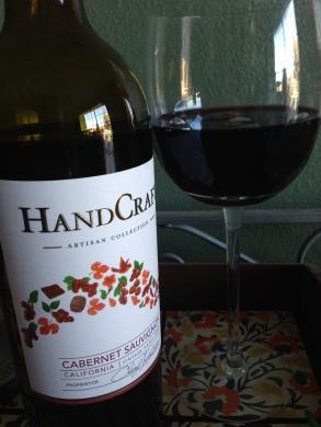 HandCraft 2013 Cabernet Sauvignon